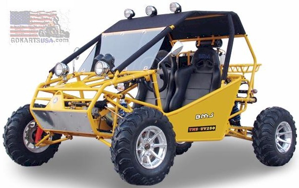 bms power buggy 250 powerbuggy dune buggies. Black Bedroom Furniture Sets. Home Design Ideas