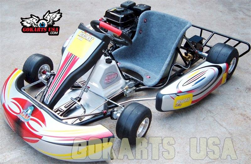 go kart racing karts