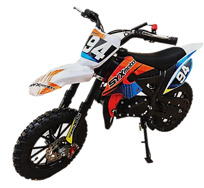 DRX Holeshot-X 50cc Kids Dirt Bike