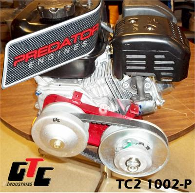 GTC Torque Converter Kit for Predator 6.5 engine TAV2