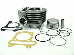 GY6 200cc Big Bore Cylinder Kit