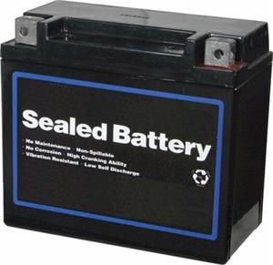 No Hazard SEALED BATTERY 12V (Large Size)