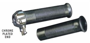 Throttle Assembly with Grips, for 7/8in Bars