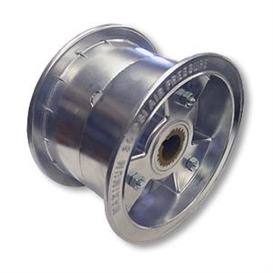 1117 Go Kart Rear Wheel 6 inch, Live Axle 1 inch