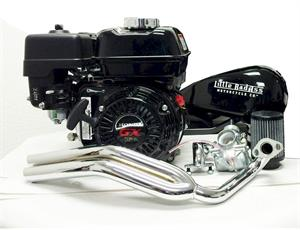 MOTOR PACKAGE, for Little BadAss Mini Chopper