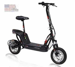 Electric Scooter: EZIP E500 Electric Scooter - product summary