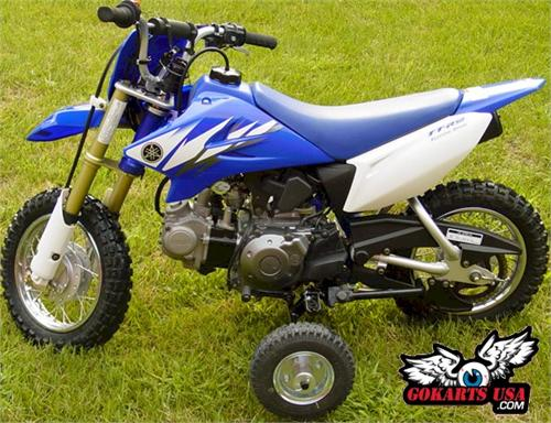 Dirt Bikes Gas Powered EZ Bike Mini Motorcycle