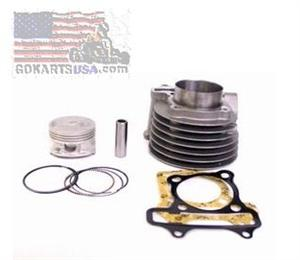GY6 170cc Big Bore Cylinder Kit
