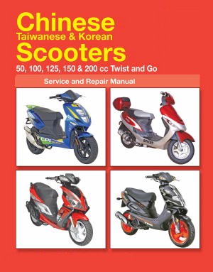 Moped Scooter Repair Manual