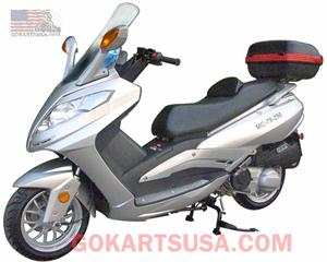 Roketa MC-79 250 Moped Scooter