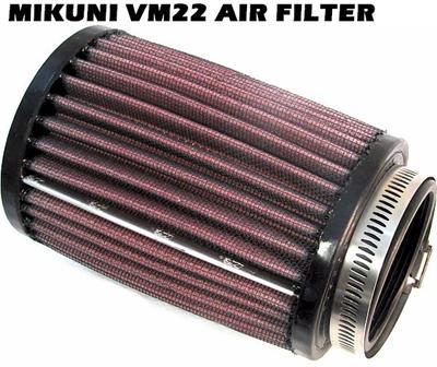 Air Filter, Mikuni VM22mm Honda GX120/160/200
