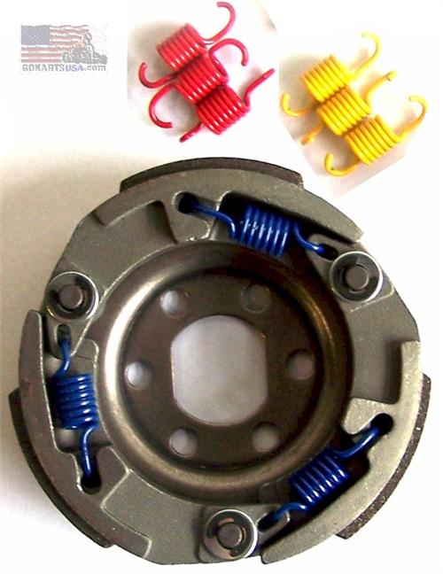 MRP Racing Clutch GY6 50cc QMB139