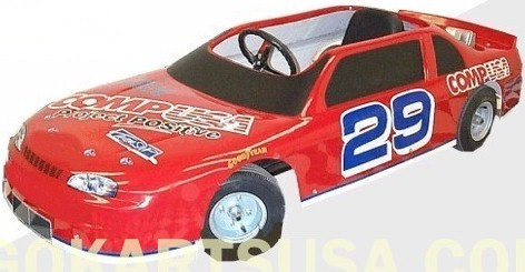 Nascar Stock Car Gokart