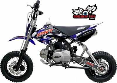 SSR 110 A1 Mini Dirt Bike