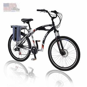 iZIP Urban Cruizer Electric Bicycle