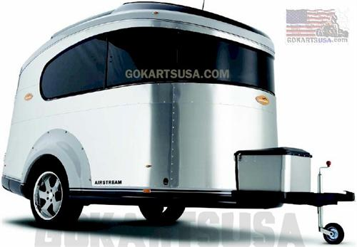 Airstream BASECAMP ATV Transport Camper Trailer