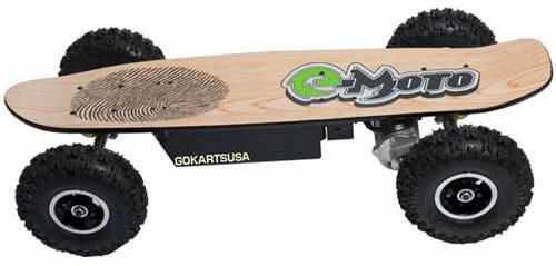 E Moto Em80 Electric Motorized Skateboard