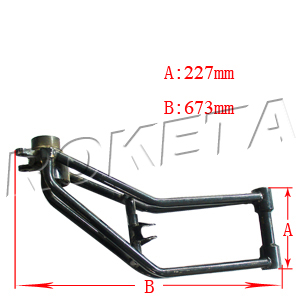 BMS Powerbuggy 250 LEFT REAR SWING ARM