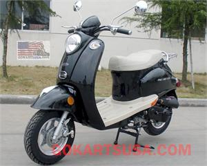 Roketa MC-16 Capri 50 Moped Scooter