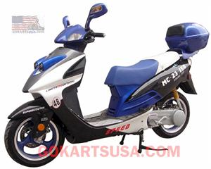 Roketa MC-23 Aruba 150 Moped Scooter