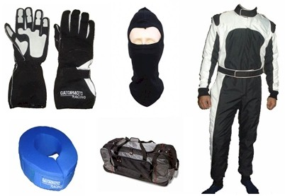 Road Rat Race Kart Safety Equipment Package
