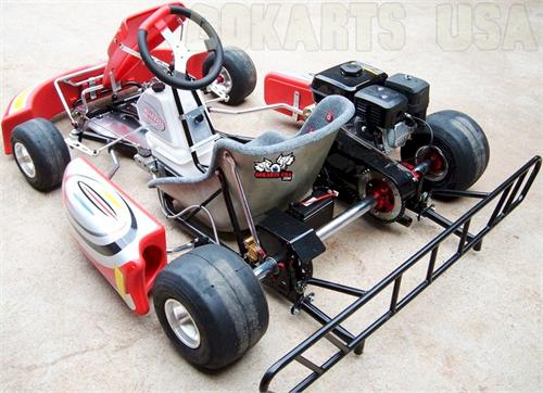 Road Rat Racer Tag Adult Race Go Kart Electric Start