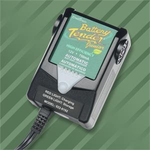 Battery Tender Charger : Gokart, Buggy, ATV, Motorcycle 12V