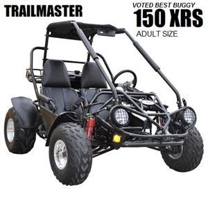 TrailMaster 150 XRS Buggy Gokart