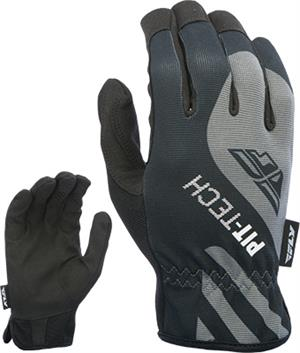 Pit Tech Black Glove