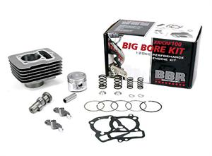 120cc BIG BORE Kit, with Cam, for CRF110R