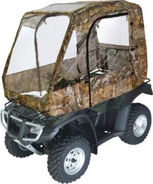 ATV CABIN (BLACK)