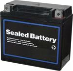 No Hazard SEALED BATTERY 12V (Medium Size)