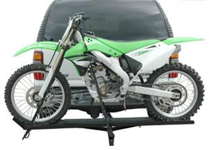 WEDGE-LOK MOTORCYCLE CARRIER