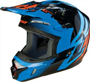 KINETIC INVERSION HELMET Blue/Black