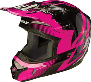 KINETIC INVERSION HELMET Pink/Black