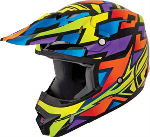 KINETIC BLOCK OUT HELMET Wild