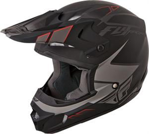 KINETIC IMPULSE HELMET Matte Grey/Black