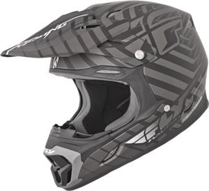 THREE.4 SONAR HELMET, Flat Black/Charcoal