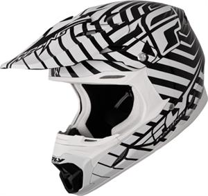 THREE.4 SONAR HELMET, White/Black