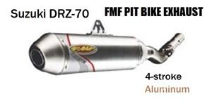 FMF Exhaust, for Suzuki DRZ-70
