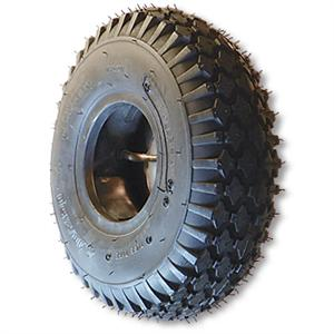 7032 STUDDED TIRE, for Go Kart or Minibike, size 410/350 X 4, 4 PLY, 3.5