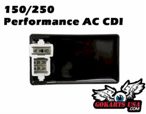 150/250 Performance CDI (AC), for Buggy Go Kart