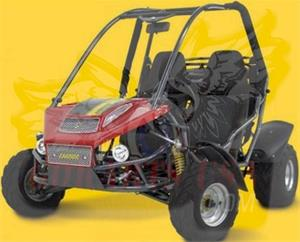 Carbide 150 Buggy Go Kart