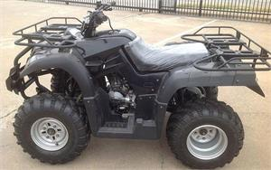 Canyon 150 ATV, 5-Speed Semi-Automatic wReverse