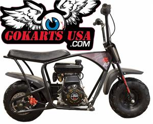 Monster 80cc Youth Mini Bike