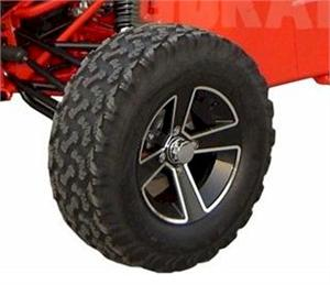 Front Wheel and Tire. BMS Sand Sniper Dune Buggy 1000