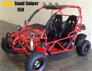BMS Sand Sniper 150 Buggy