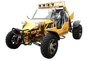 BMS Sand Sniper Dune Buggy 1300cc 2-Seater CARB Approved