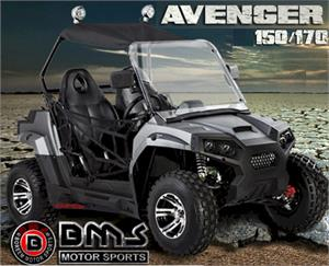 BMS Avenger 150 MAX UTV Side by Side