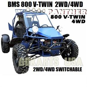 BMS Panther 800 V-Twin Dune Buggy 4WD